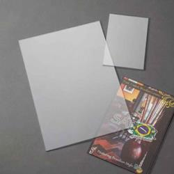 American Metalcraft - PVCME - Securit® 6 in x 9 in PVC Insert image