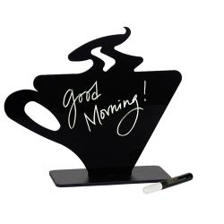 Espresso Supply - 06764 - Steaming Cup Write-On Board image