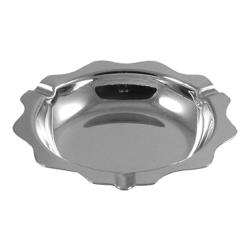 ITI - ITW-III-P - .7mm Stainless Steel Scalloped Ash Tray image