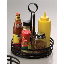 American Metalcraft - FWC89 - 8 in Round Flat Coil Condiment Basket image