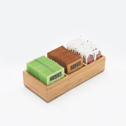 Cal-Mil - 1246 - 3 Section Condiment Organizer image