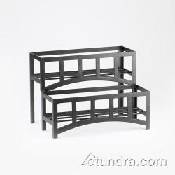 Cal-Mil - 1343-13 - 2-Tier Black 4 in Jar Display image
