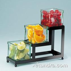 Cal-Mil - 1803-4-13 - 3-Tier Black 4 in Jar Display image