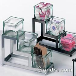 Cal-Mil - 1803-4-49 - 3-Tier Silver 4 in Jar Display image