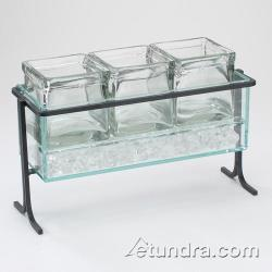 Cal-Mil - 1806-7-13 - Iced Black 4 in Jar Display image