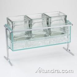 Cal-Mil - 1806-7-39 - Iced Silver 4 in Jar Display image