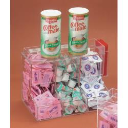 Cal-Mil - 786 - 3 Section Coffee Organizer image
