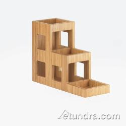 Cal-Mil - C1486 - 3-Tier Bamboo 4 in Jar Display image