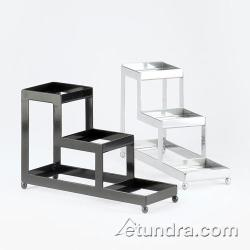 Cal-Mil - C1803-4-13 - 3-Tier Black 4 in Jar Display image