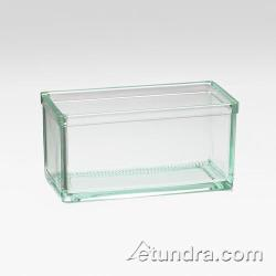 Cal-Mil - C4X8X4GLASS - 8 in x 4 in Glass Jar image