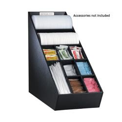 Dispense-Rite - NLO-1B - Countertop Organizer w/Removable Dividers image