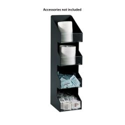 Dispense-Rite - VCO-4 - 4-Section Lid/Condiment Organizer image