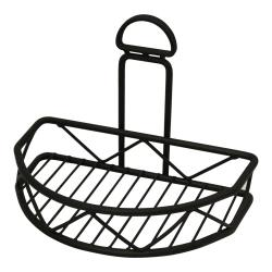 Pronto Products - CCPP00017 - 8 in X 6 in Semi Circle Condiment Basket image