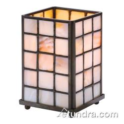 Hollowick - 1404MP - Mother of Pearl Large Panel Lamp image