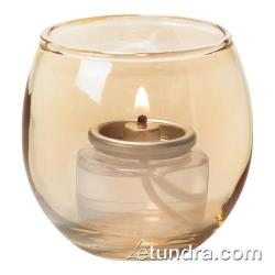 Hollowick - 5119G - Gold Lustre Bubble Tealight Lamp image