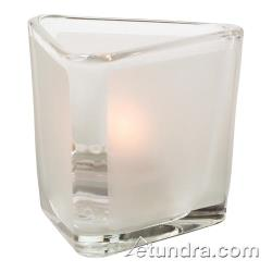 Hollowick - 6106F - Satin Crystal Panel Votive Lamp image