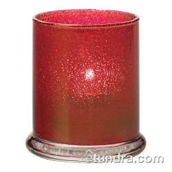 Hollowick - 6147RJ - Ruby Jewel Column Votive Lamp image