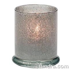 Hollowick - 6147SJ - Smoke Jewel Column Votive Lamp image