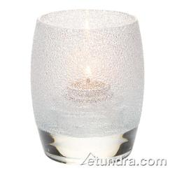Hollowick - 6404CI - Contour Clear Ice Votive Lamp image