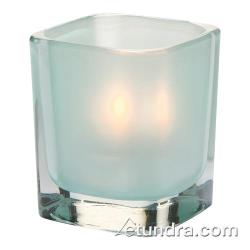 Hollowick - 6505SSG - Tetra Satin Seafoam Votive Lamp image