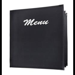 RDW - 3226BLK - 8 1/2 in x 11 in 4 View Menu Cover image