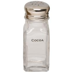 Espresso Supply - 05100-COC - Labeled Cocoa Shaker image
