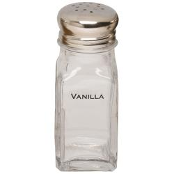 Espresso Supply - 05100-VAN - Labeled Vanilla Shaker image