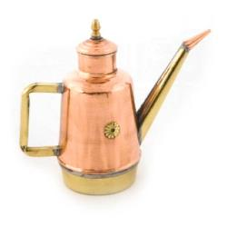 GI Metal - OL10 - 2 pt Copper Oil Cruet image