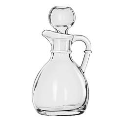 Libbey - 75305 - 6 oz Glass Cruet with Stopper image