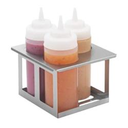 Server - 86831 - 3-Hole Squeeze Bottle Holder image