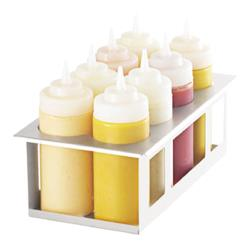 Server - 86974 - 8-Hole Cold Table Bottle Holder image