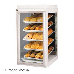"Federal - CK-10 - 34"" Countertop Non-Refrigerated 1/2 Pan Display Case image"