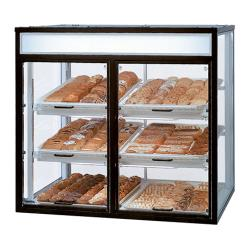 "Federal - CT-6 - 42"" Countertop Non-Refrigerated Full Pan Display Case image"