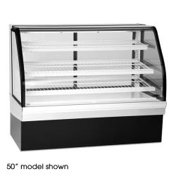 "Federal - ECGD-77 - Elements™ 77"" Non-Refrigerated Bakery Case image"