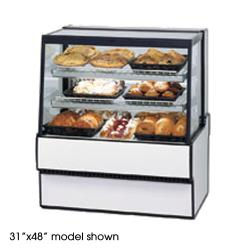 "Federal - SGD5948 - High Volume 59"" x 48"" Non-Refrigerated Bakery Case image"