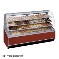 "Federal - SN-59 - Series '90 59"" Non-Refrigerated Bakery Case image"