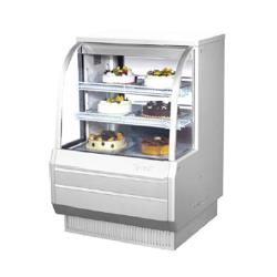 Turbo Air - TCGB-36-DR - 36 in Non-Refrigerated Bakery Case image
