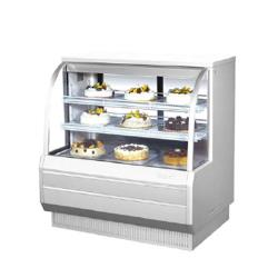 Turbo Air - TCGB-48-DR - 48 in Non-Refrigerated Bakery Case image