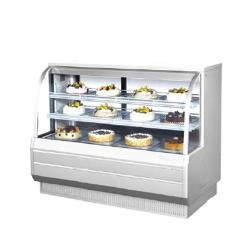 Turbo Air - TCGB-60-CO - 60 in Dual Zone Bakery Case image