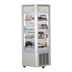 "Federal - HXR-3575 - Carousel 35"" x 75"" Refrigerated Revolving Merchandiser image"