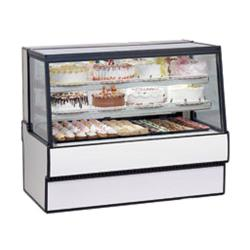 "Federal - SGR3142 - High Volume 31"" x 42"" Refrigerated Bakery Case image"