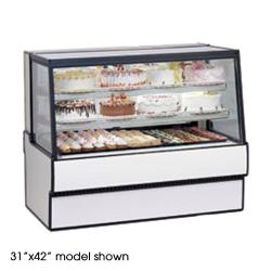 "Federal - SGR3648 - High Volume 36"" x 48"" Refrigerated Bakery Case image"