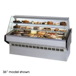 "Federal - SQ-6CB - Market Series 72"" Refrigerated Bakery Case image"