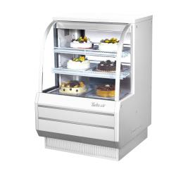Turbo Air - TCGB-36-W-N - 36 in Refrigerated Bakery Case image