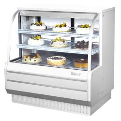 Turbo Air - TCGB-48-W-N - 48 in Refrigerated Bakery Case image