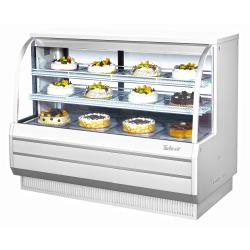 Turbo Air - TCGB-60-W-N - 60 in Refrigerated Bakery Case image