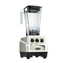 Omega - BL462S - 64 oz 240V 3 HP Pulse Silver Blender image