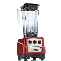 Omega - BL492R - 82 oz 240V 3 HP Red Blender image
