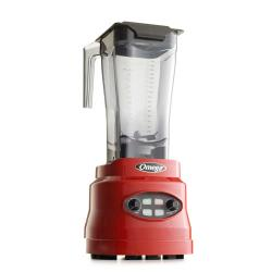 Omega - BL630R - 64 oz 3 Peak HP Red Blender image