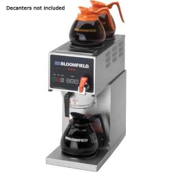 Bloomfield - 1012D3F - E.B.C™ 3-Warmer In-Line Brewer image